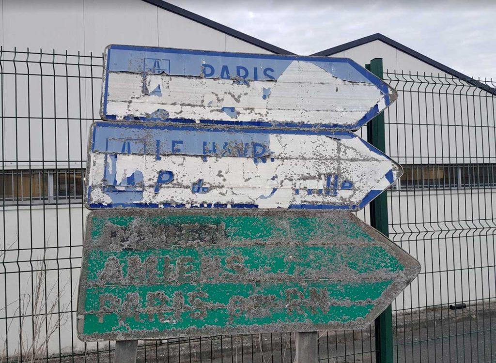 Criquebeuf-sur-Seine : Rouen, Amiens, Paris par RN, Évreux par RN, Elbeuf... - © Google