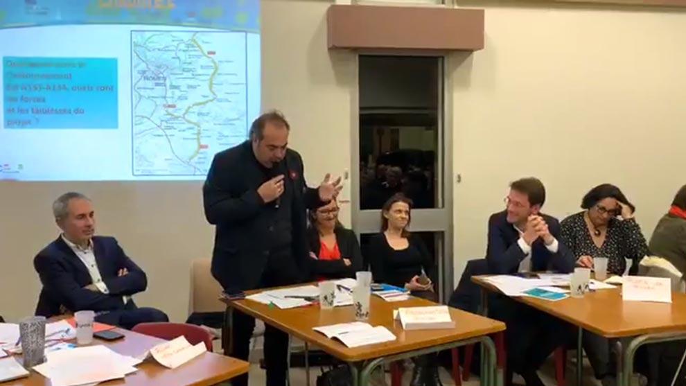 vote décisif aux municipales de Rouen
